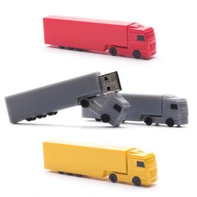 USB-Stick-LKW-Spedition
