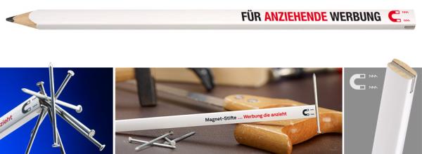 24 cm Magnet-Zimmermannsbleistift mit Digitaldruck