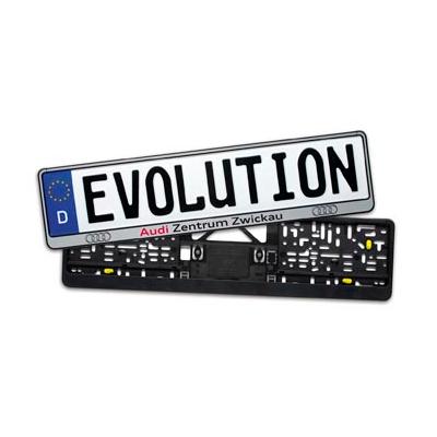Evolution 3 Schwarz